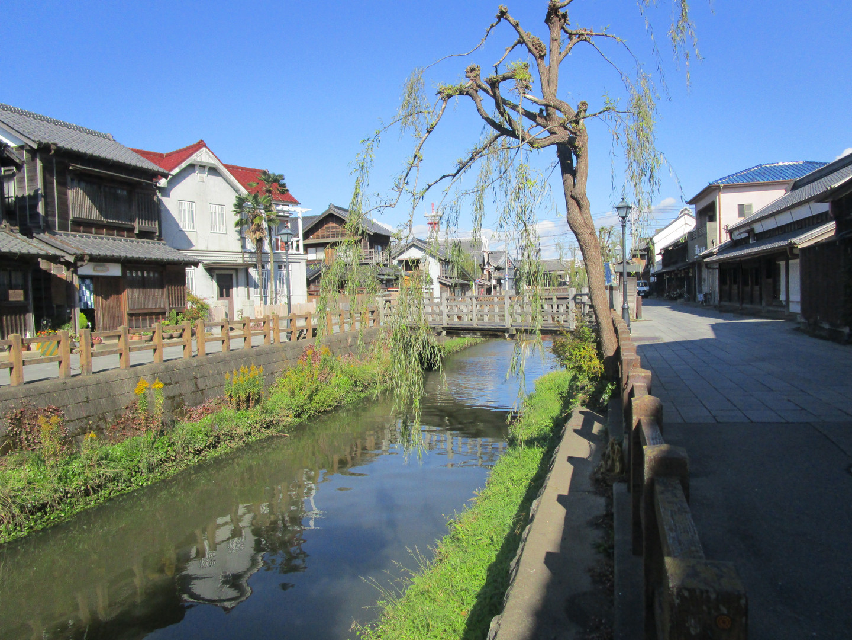 治療院周辺(小野川)