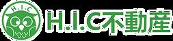 H.I.C不動産ロゴマーク