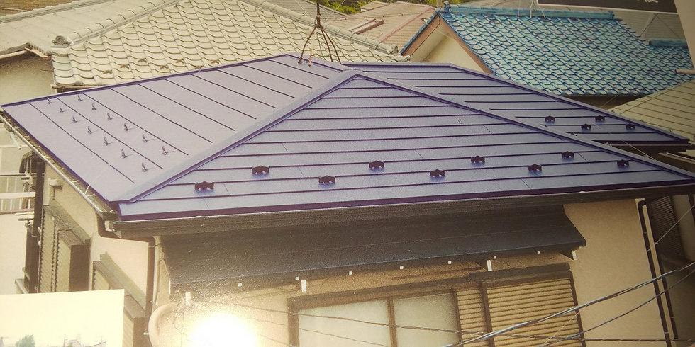 屋根修理 葺き替え