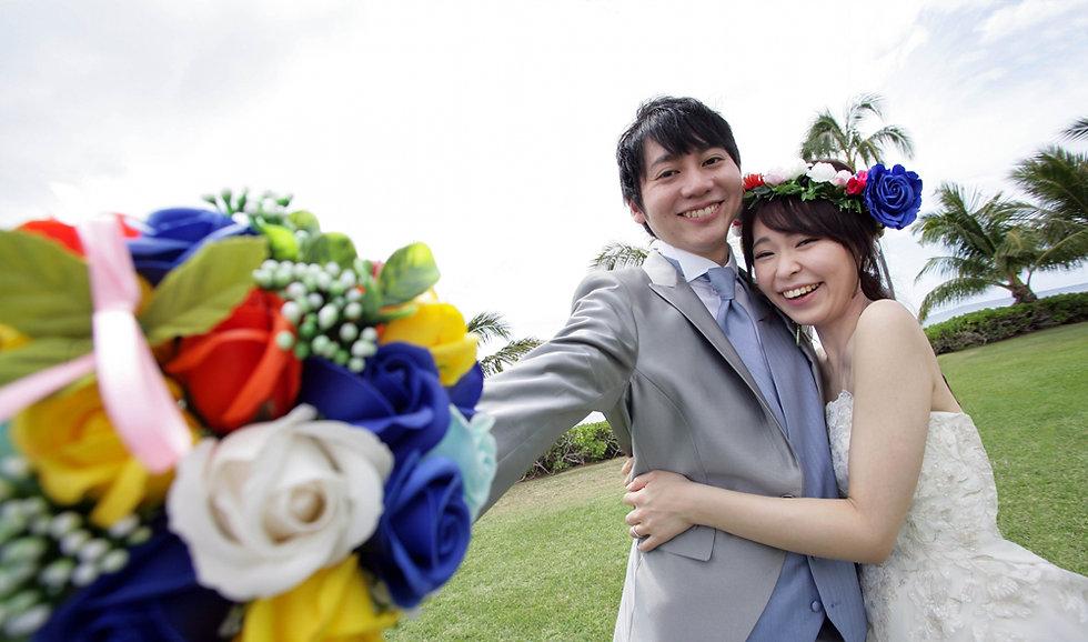 おたる花嫁センターのフォトブライダル写真2