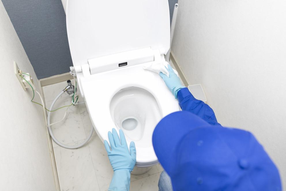 トイレ修理