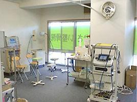 かさい整骨院についての施術機器