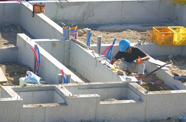 新築水道工事