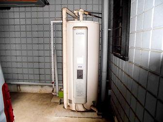 電気温水器ビフォー