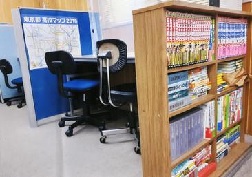 第2教室(個別指導及び自習室用)3