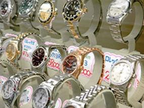 高級中古時計販売中