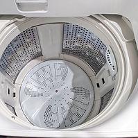 洗濯機分解清掃