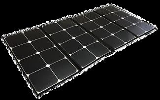 折畳式ソーラーパネル