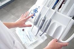 一般歯科の治療機器