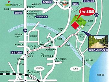 印旛霊園地図
