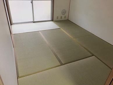 国土交通省大田区西糀谷官舎 畳表替え.JPG