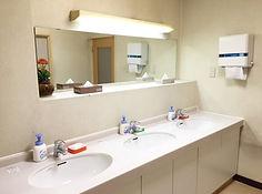 2階共同洗面所
