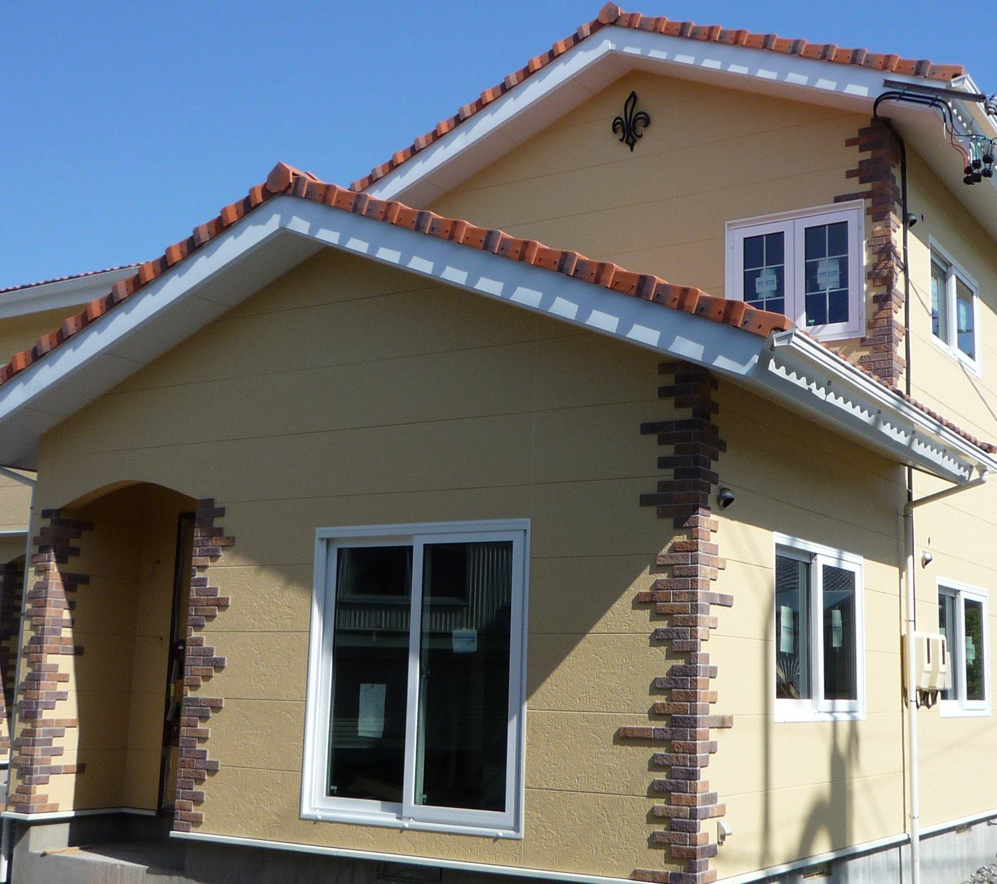 岩崎建築が建てた家1