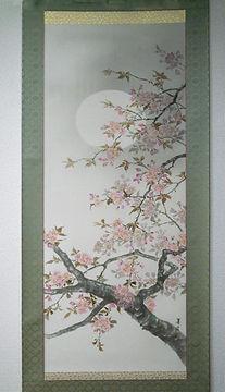 竹田寿昌 夜桜