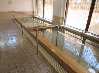泉質・効能の内原元湯温泉の内湯