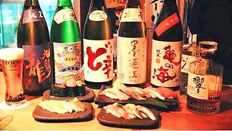 寿司バル和日本酒