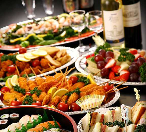 色々な料理