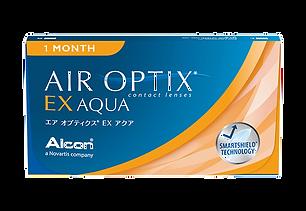 AIR OPTIX EX AQUA