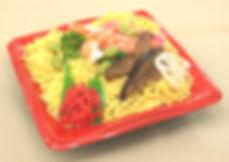 ばら寿司 500円