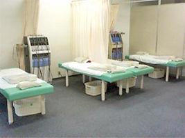 かさい整骨院についてのEMS施術