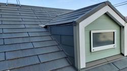 屋根葺き替え塗装