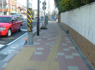 磯子歩道整備工事 (2)