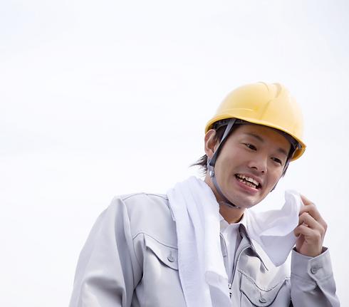 建設現場作業員の健康管理