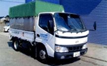 廃食用油回収車