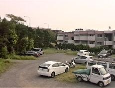 六ッ川私有地駐車場工事 (1)