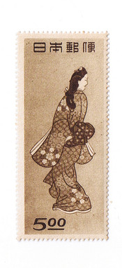 切手_見返り美人
