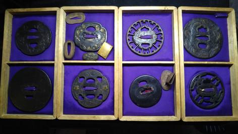 室町時代から江戸時代の鍔