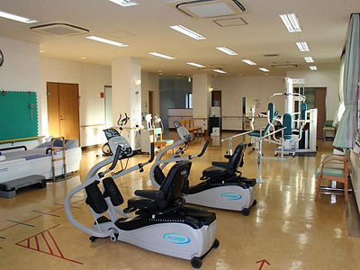 矢賀デイサービスセンターリハビリ室