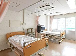 病室2人部屋
