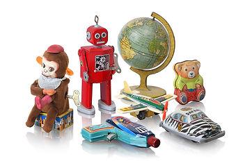 玩具・鉄道模型買取