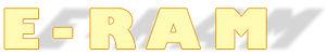イーラム(E-RAM)ロゴ