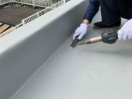 屋上防水塗装