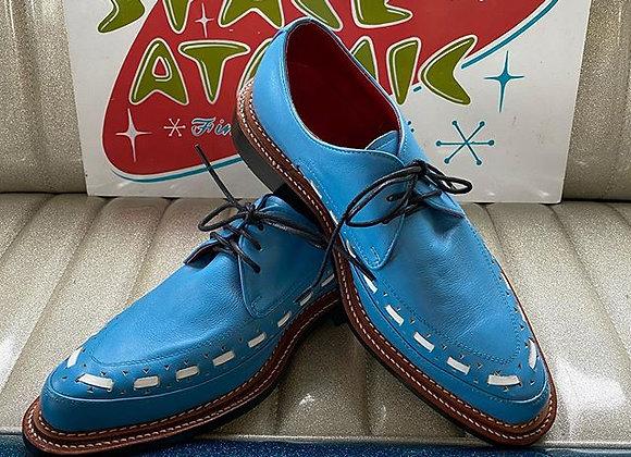 shoe ブルー