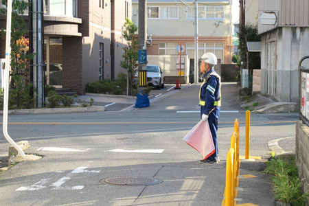 交通誘導・雑踏警備