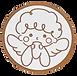天使のコッペパン_天使マーク