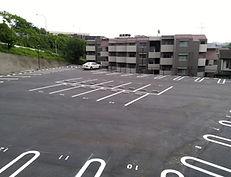 六ッ川私有地駐車場工事 (2)