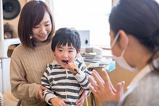 一般歯科・小児歯科なら、かどの歯科