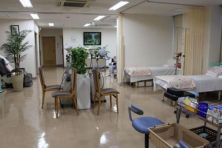 豊島医院診療室