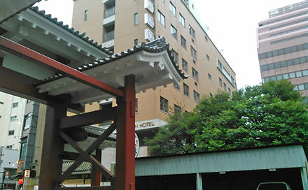 芝公園 芝大門ホテル1.jpg