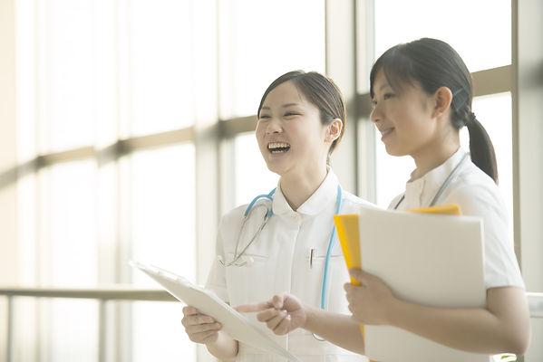 若い看護師