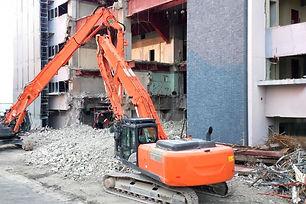 サービス内容建物解体工事