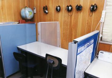 第2教室(個別指導及び自習室用)2