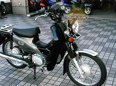 クロスカブ110(シルバー)