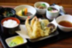 天ぷら御膳 1,000円