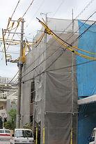 塗装工事(外壁工事)2
