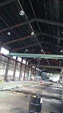 工場のリフォーム